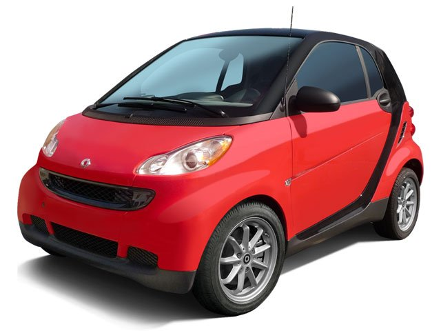 smart fortwo Coupe 2009 Coupe 2D Passion - Фото 1