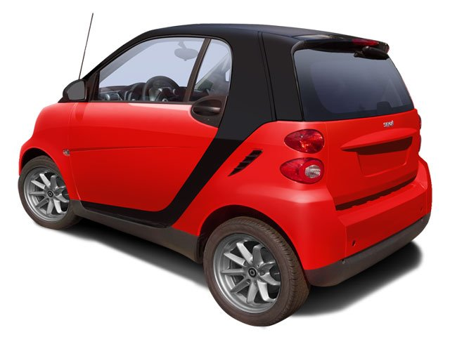 smart fortwo Coupe 2009 Coupe 2D Passion - Фото 2