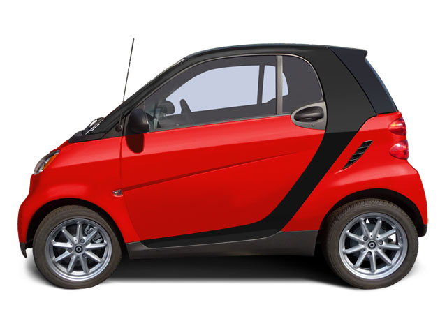 smart fortwo Coupe 2009 Coupe 2D Passion - Фото 3
