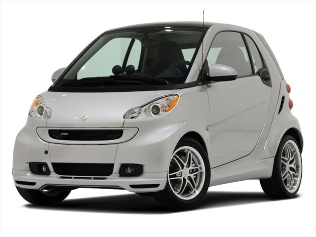 smart fortwo Sport 2009 Coupe 2D BRABUS - Фото 1