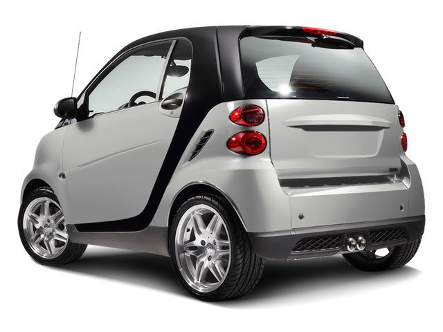 smart fortwo Sport 2009 Coupe 2D BRABUS - Фото 2