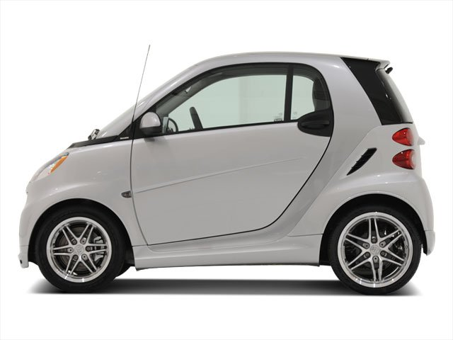 smart fortwo Sport 2009 Coupe 2D BRABUS - Фото 3