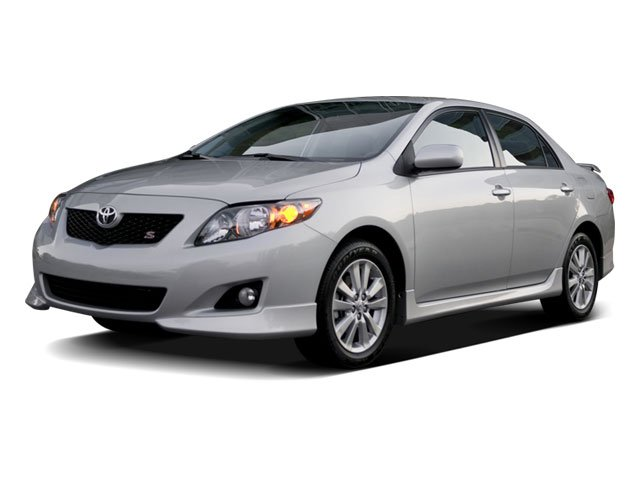2009 Toyota Corolla Prices and Values Sedan 4D S