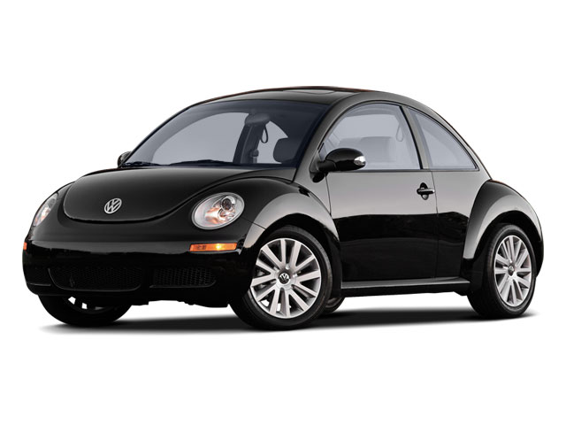 Volkswagen New Beetle Coupe Coupe 2009 Coupe 2D S - Фото 1