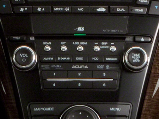 2010 Acura MDX Prices and Values Utility 4D Technology AWD stereo system