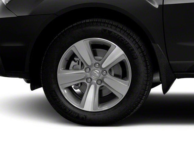 2010 Acura MDX Prices and Values Utility 4D Technology AWD wheel