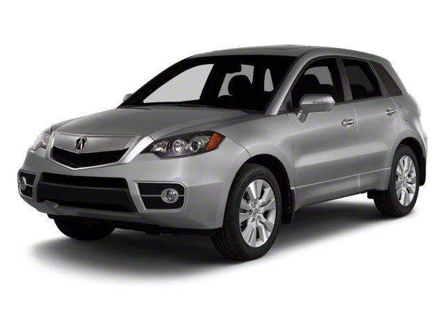 2010 Acura RDX Prices and Values Utility 4D 2WD side front view