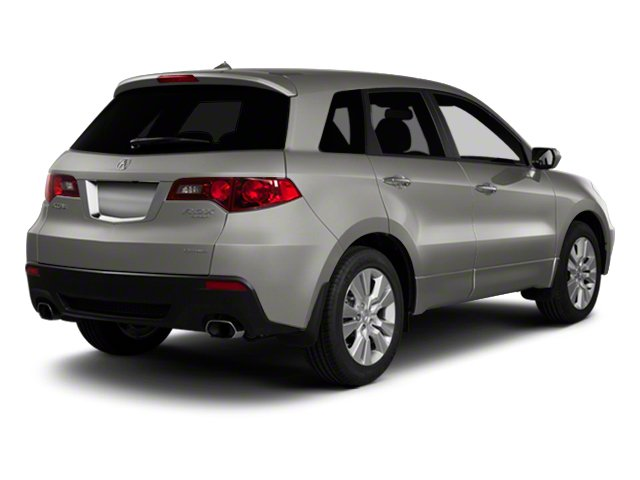 2010 Acura RDX Prices and Values Utility 4D Technology AWD side rear view