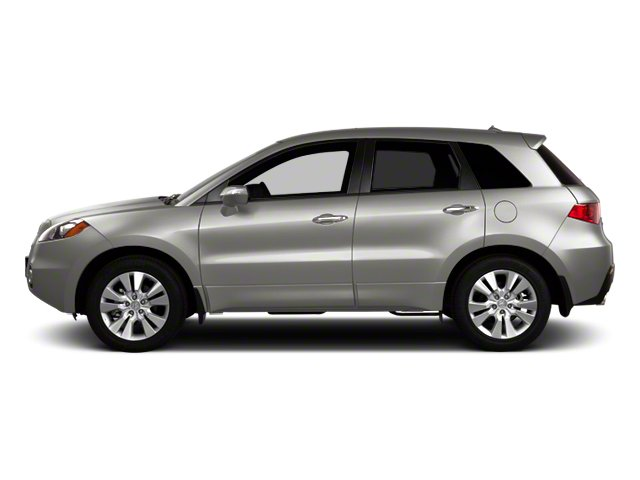 2010 Acura RDX Prices and Values Utility 4D Technology AWD side view