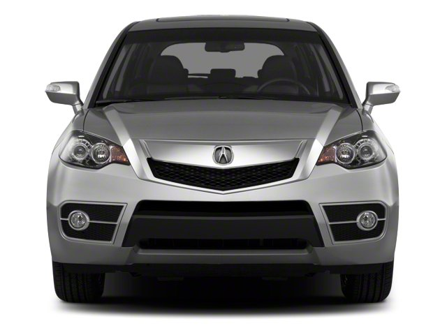 2010 Acura RDX Prices and Values Utility 4D Technology AWD front view