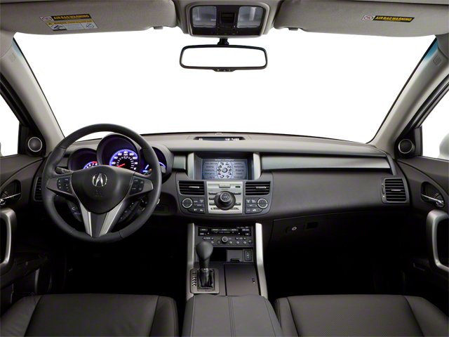 2010 Acura RDX Prices and Values Utility 4D Technology AWD full dashboard