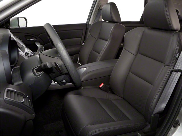2010 Acura RDX Prices and Values Utility 4D 2WD front seat interior