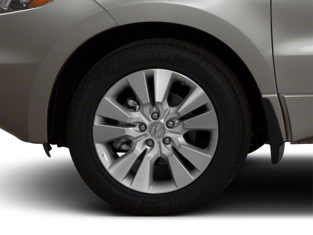 2010 Acura RDX Prices and Values Utility 4D 2WD wheel