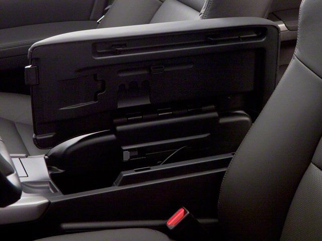 2010 Acura RDX Prices and Values Utility 4D 2WD center storage console