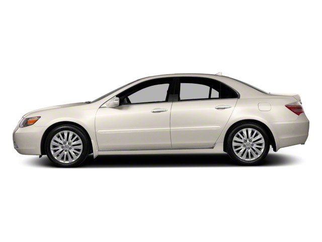 2010 Acura RL Prices and Values Sedan 4D AWD side view