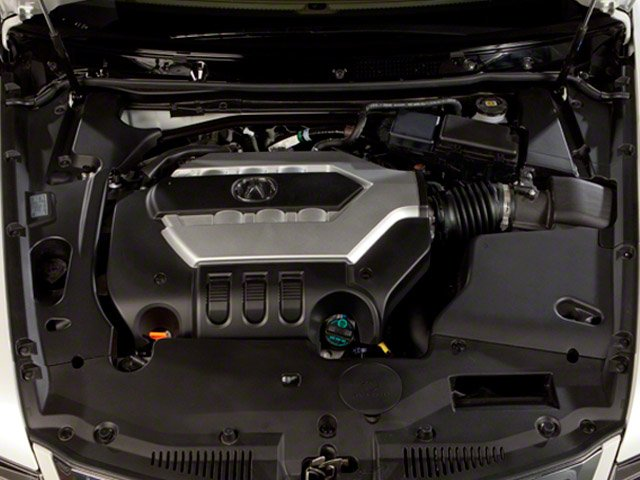2010 Acura RL Prices and Values Sedan 4D Technology engine