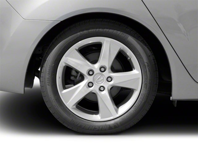 2010 Acura TSX Pictures TSX Sedan 4D photos wheel
