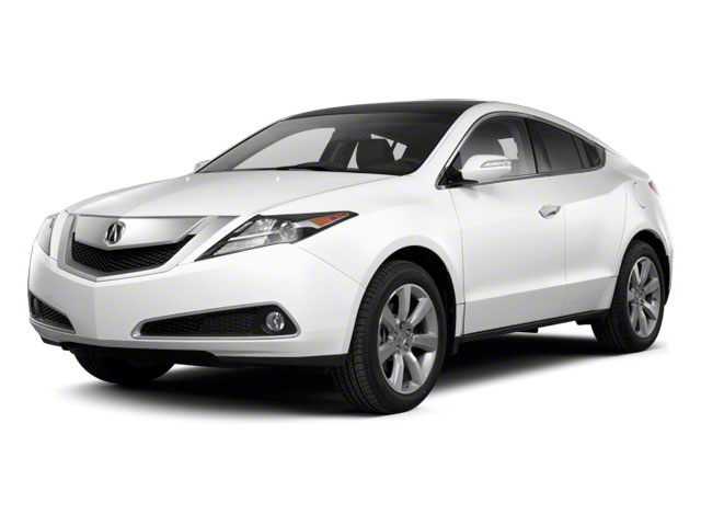 2010 Acura ZDX Prices and Values Utility 4D Technology AWD