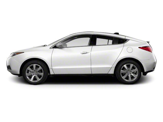 2010 Acura ZDX Prices and Values Utility 4D Technology AWD side view
