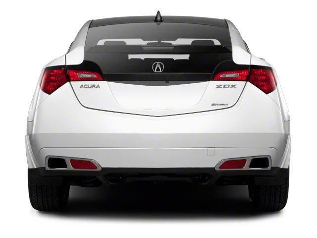 2010 Acura ZDX Pictures ZDX Utility 4D AWD photos rear view