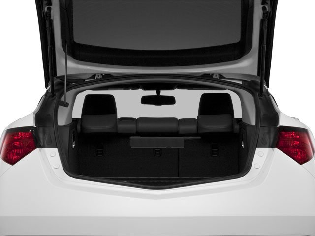 2010 Acura ZDX Prices and Values Utility 4D Advance AWD open trunk