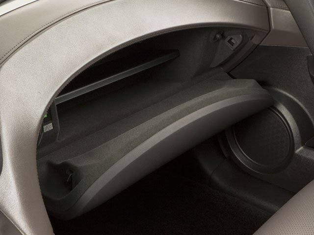 2010 Acura ZDX Prices and Values Utility 4D Advance AWD glove box