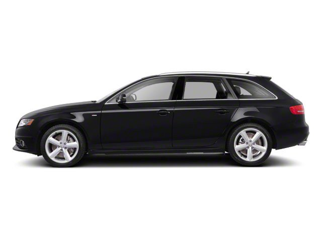 2010 Audi A4 Prices and Values Wagon 4D 2.0T Avant Quattro side view