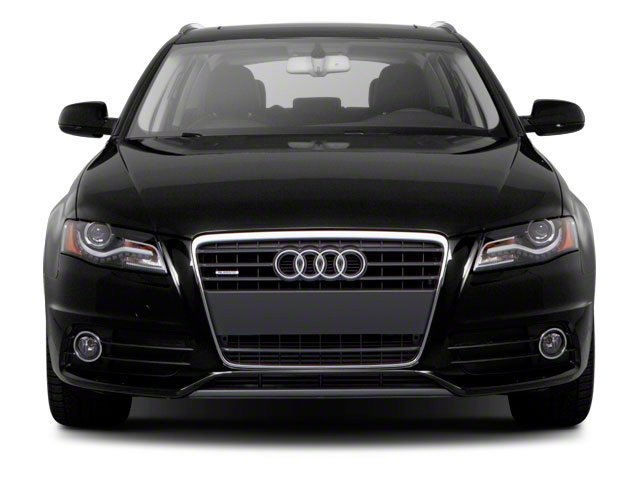 2010 Audi A4 Prices and Values Wagon 4D 2.0T Avant Quattro front view