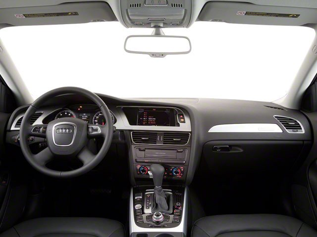 2010 Audi A4 Prices and Values Wagon 4D 2.0T Avant Quattro full dashboard