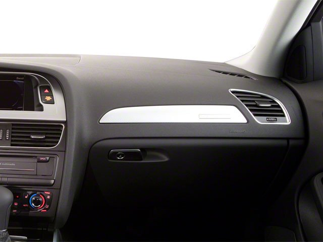2010 Audi A4 Prices and Values Wagon 4D 2.0T Avant Quattro passenger's dashboard