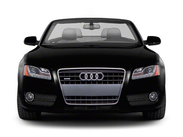 2010 Audi A5 Pictures A5 Convertible 2D Quattro Premium Plus photos front view