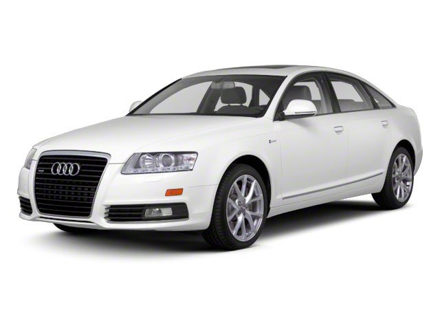 2010 Audi A6 Prices and Values Sedan 4D 3.0T Quattro side front view