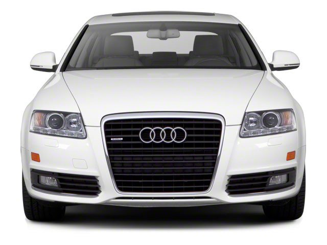2010 Audi A6 Prices and Values Sedan 4D 3.0T Quattro front view