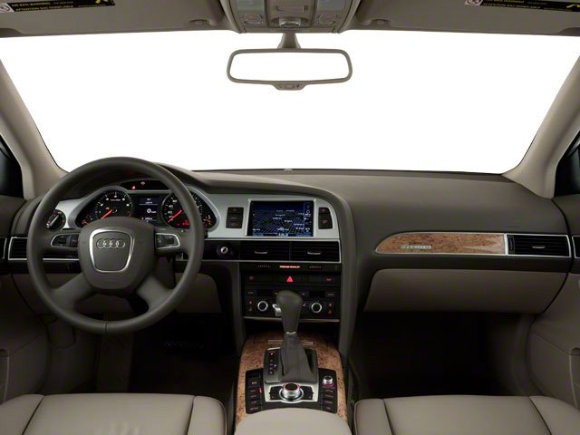 2010 Audi A6 Prices and Values Sedan 4D 3.0T Quattro full dashboard