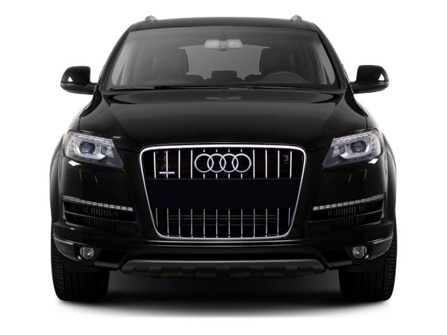 2010 Audi Q7 Prices and Values Utility 4D 3.6 Prestige AWD front view