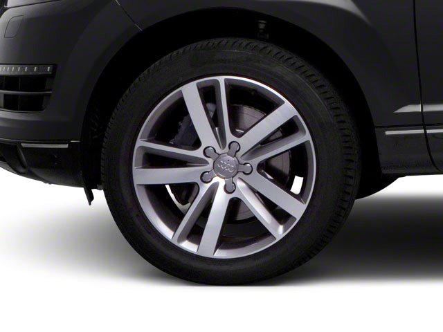 2010 Audi Q7 Prices and Values Utility 4D 3.6 Prestige AWD wheel