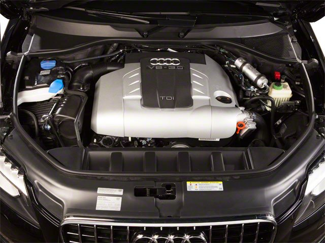 2010 Audi Q7 Prices and Values Utility 4D 3.6 Prestige AWD engine