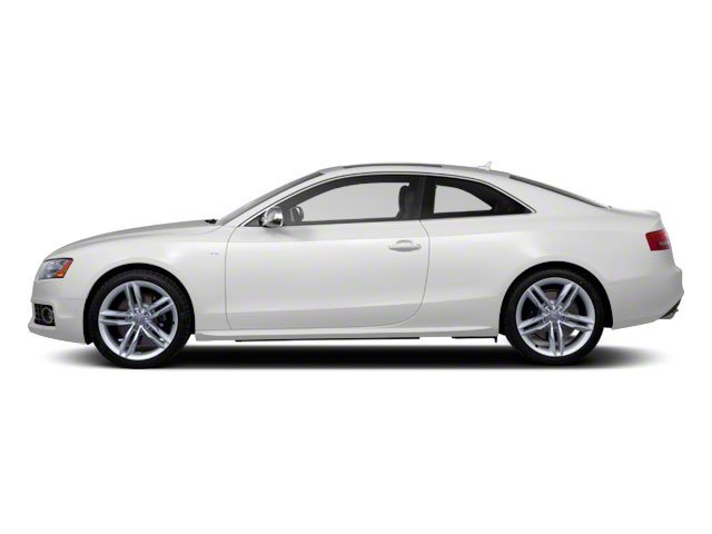 2010 Audi S5 Prices and Values Coupe 2D Quattro Prestige side view