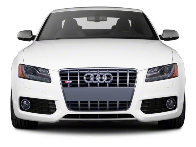 2010 Audi S5 Prices and Values Coupe 2D Quattro Prestige front view
