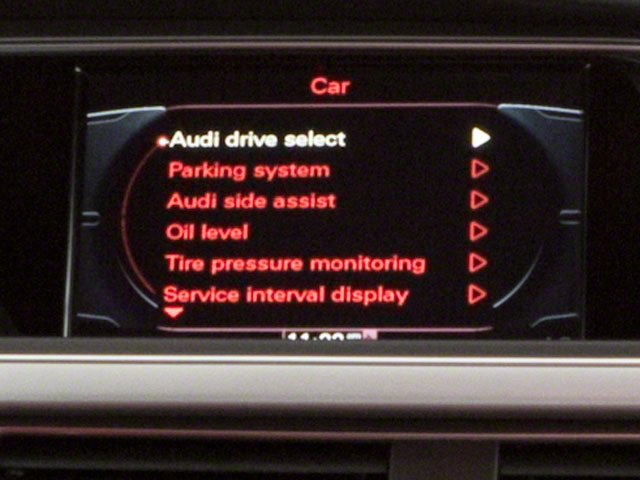 2010 Audi S5 Prices and Values Coupe 2D Quattro Prestige navigation system
