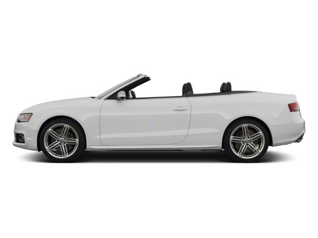 2010 Audi S5 Prices and Values Convertible 2D Quattro side view