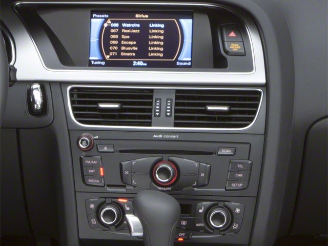 2010 Audi S5 Prices and Values Convertible 2D Quattro stereo system