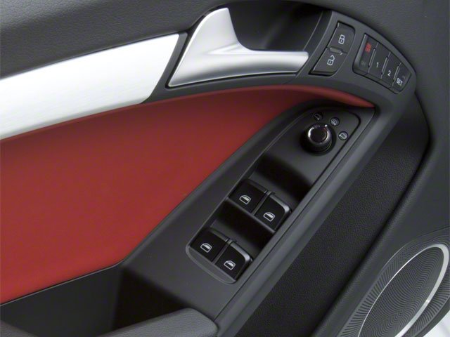 2010 Audi S5 Prices and Values Convertible 2D Quattro driver's side interior controls