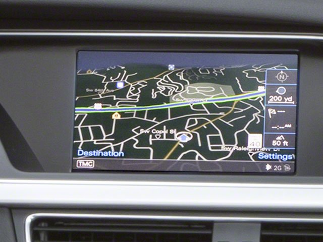 2010 Audi S5 Prices and Values Convertible 2D Quattro navigation system