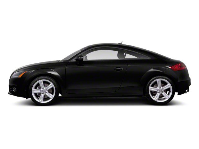 2010 Audi TT Prices and Values Coupe 2D Quattro side view