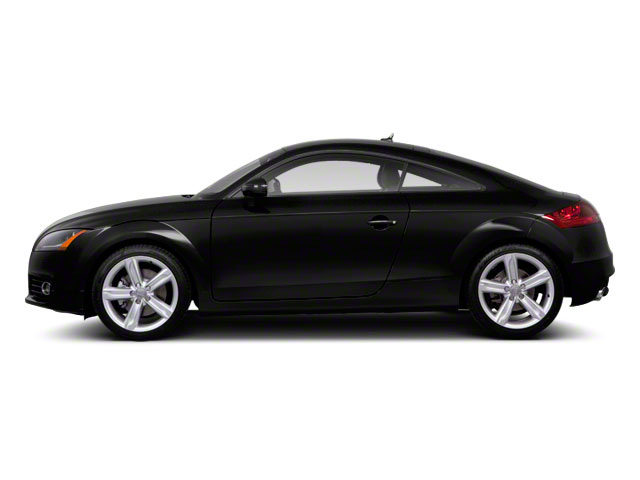 2010 Audi TT Prices and Values Coupe 2D Quattro Prestige side view