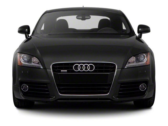 2010 Audi TT Prices and Values Coupe 2D Quattro front view