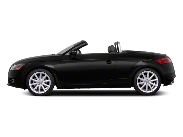 2010 Audi TT Prices and Values Roadster 2D Quattro side view