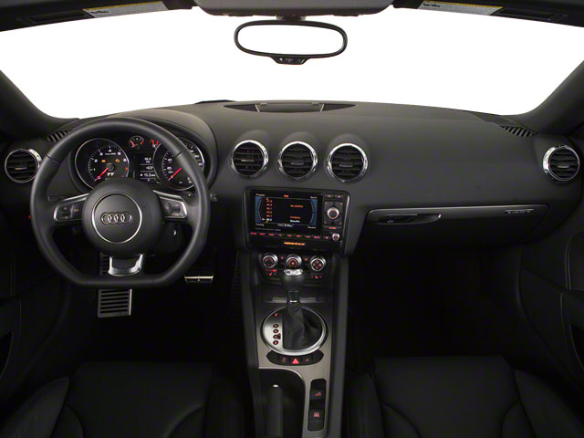 2010 Audi TT Prices and Values Roadster 2D Quattro full dashboard