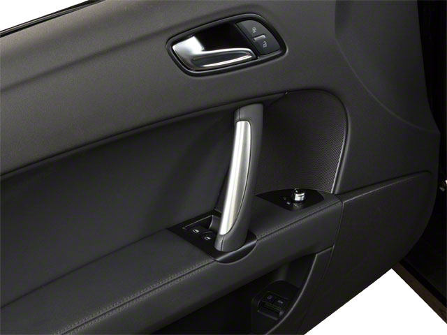 2010 Audi TT Prices and Values Roadster 2D Quattro driver's side interior controls